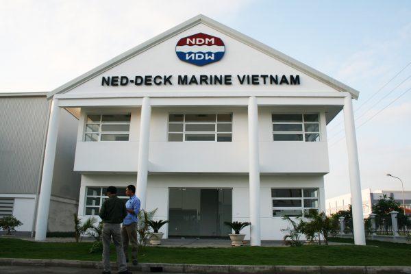 NED-DECK MARINE VIETNAM FACTORY