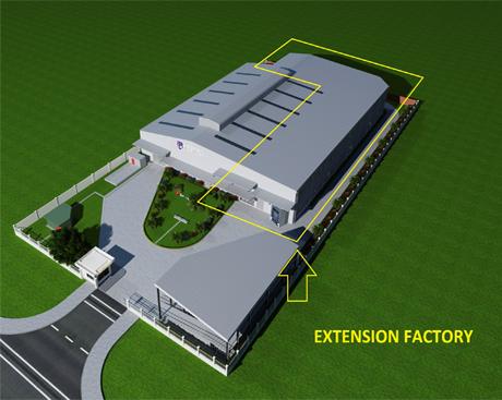 Extension Building