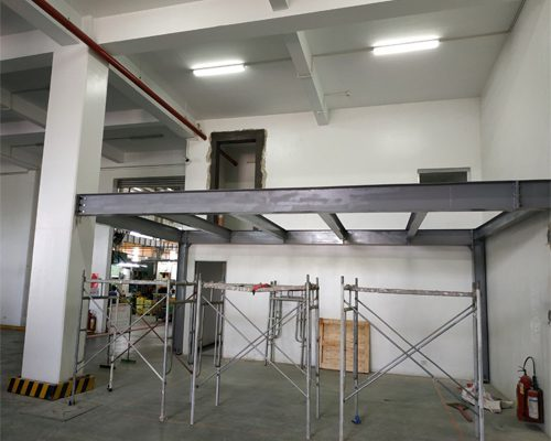 Renovation of Existing Building